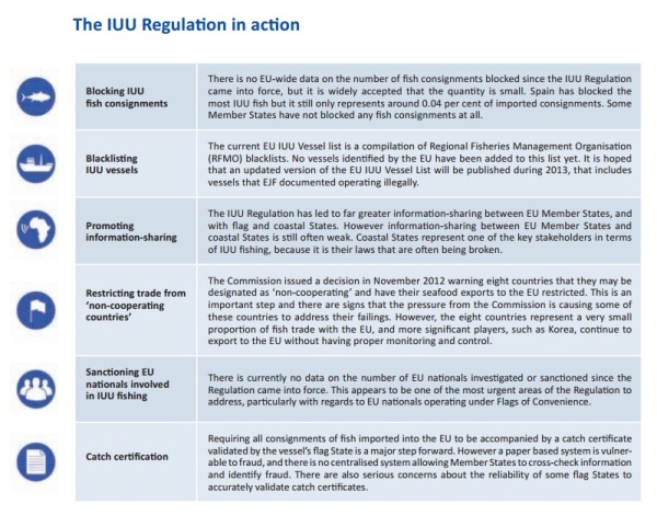 IUU Regulation in Action