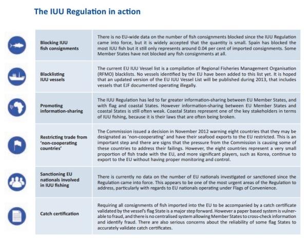 IUU Regulation in Action